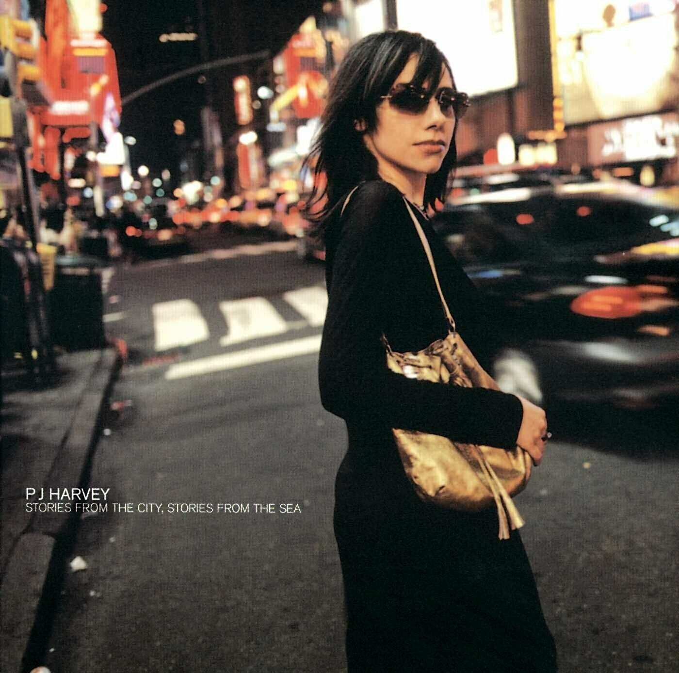 """PJ Harvey """"Stories From The City, Stories From The Sea"""""""