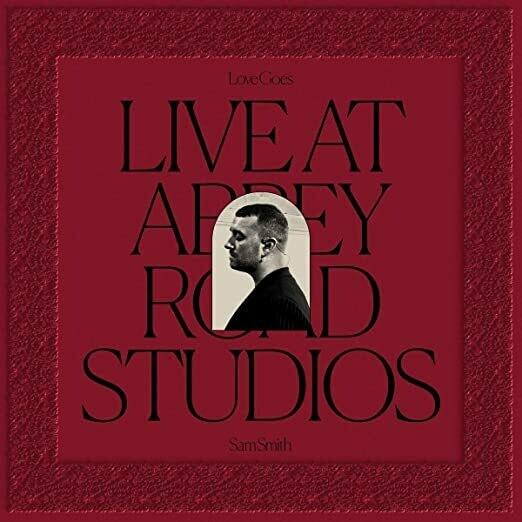 "Sam Smith ""Live At Abbey Road Studios"""