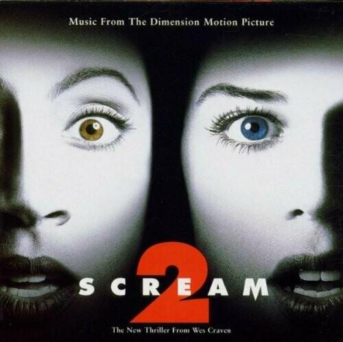 "Various ""Scream 2 (OST)"" *CD* 1998"