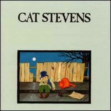 """Cat Stevens """"Teaser And The Firecat"""" *CD* 1971"""
