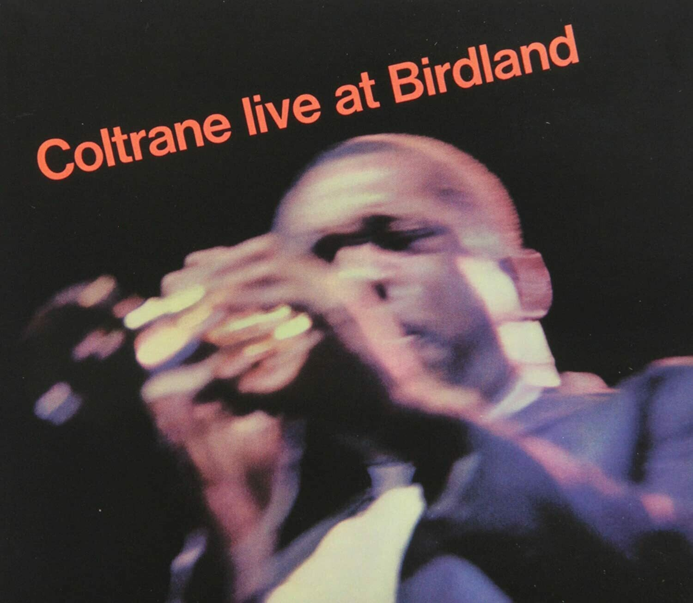 "John Coltrane ""Live At Birdland"" *CD* 1996"
