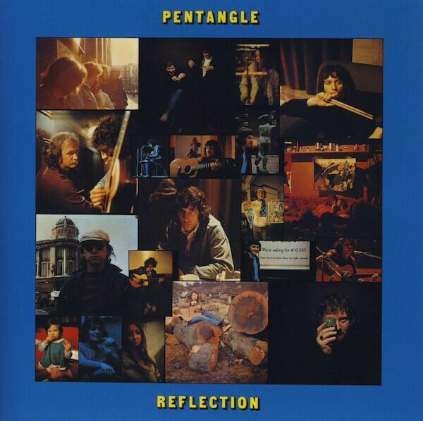 "Pentangle ""Reflection"" EX+ 1971 *PROMO*"