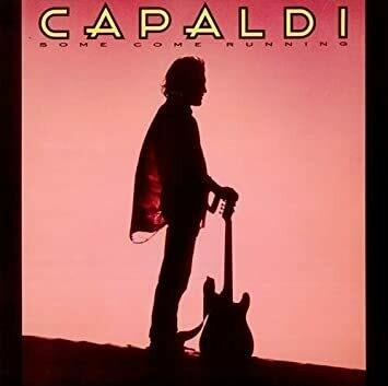 "Jim Capaldi ""Some Come Running"" EX+ 1988"