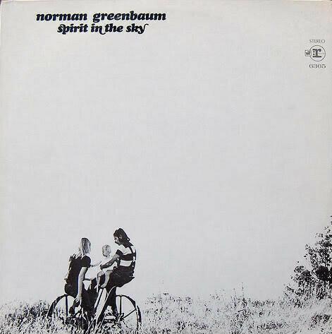 "Norman Greenbaum ""Spirit In The Sky"" EX+ 1969"