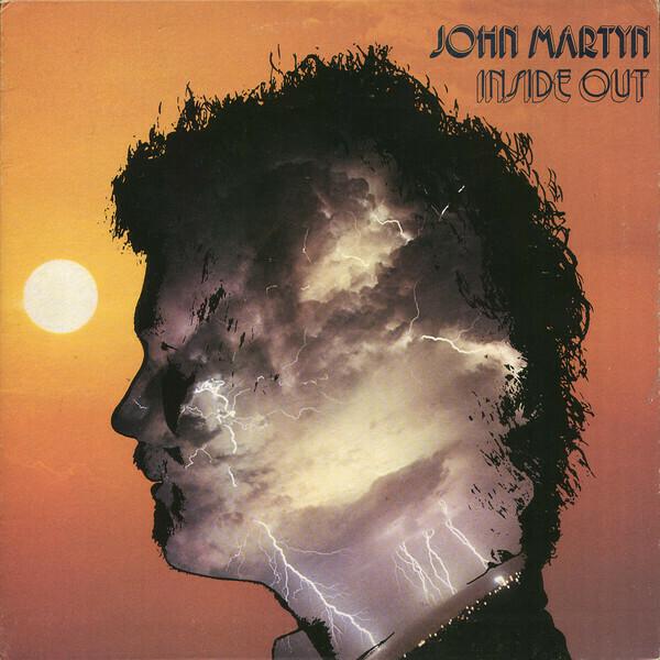 """John Martyn """"Inside Out"""" VG+ 1973"""