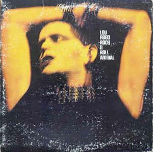 """Lou Reed """"Rock N Roll Animal"""" VG- 1974"""