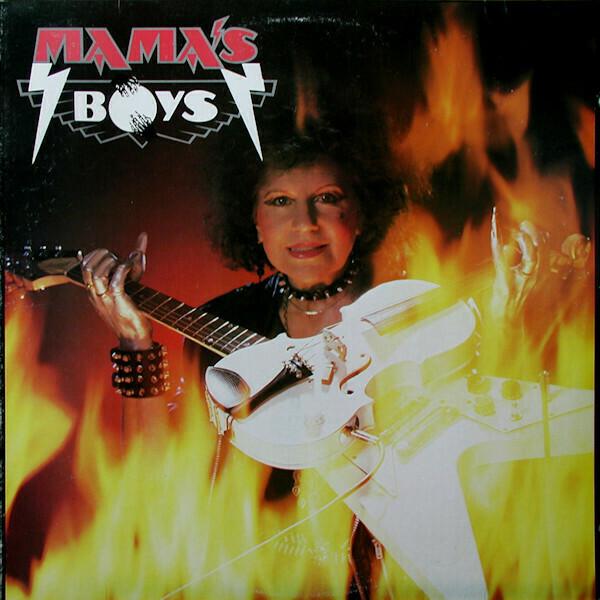 "Mama's Boys ""Mama's Boys"" NM- 1984"