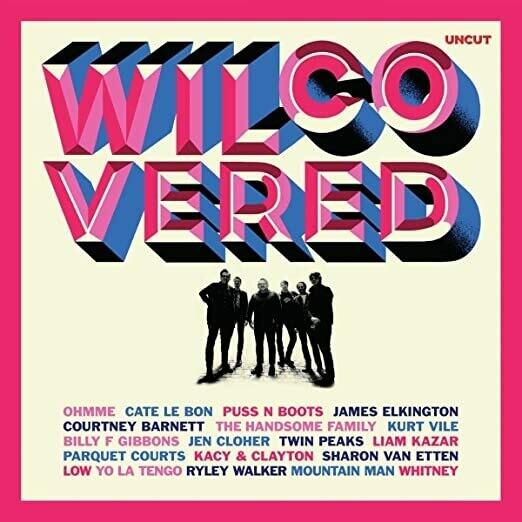 "Wilco ""Wilcovered"" *red vinyl!*"
