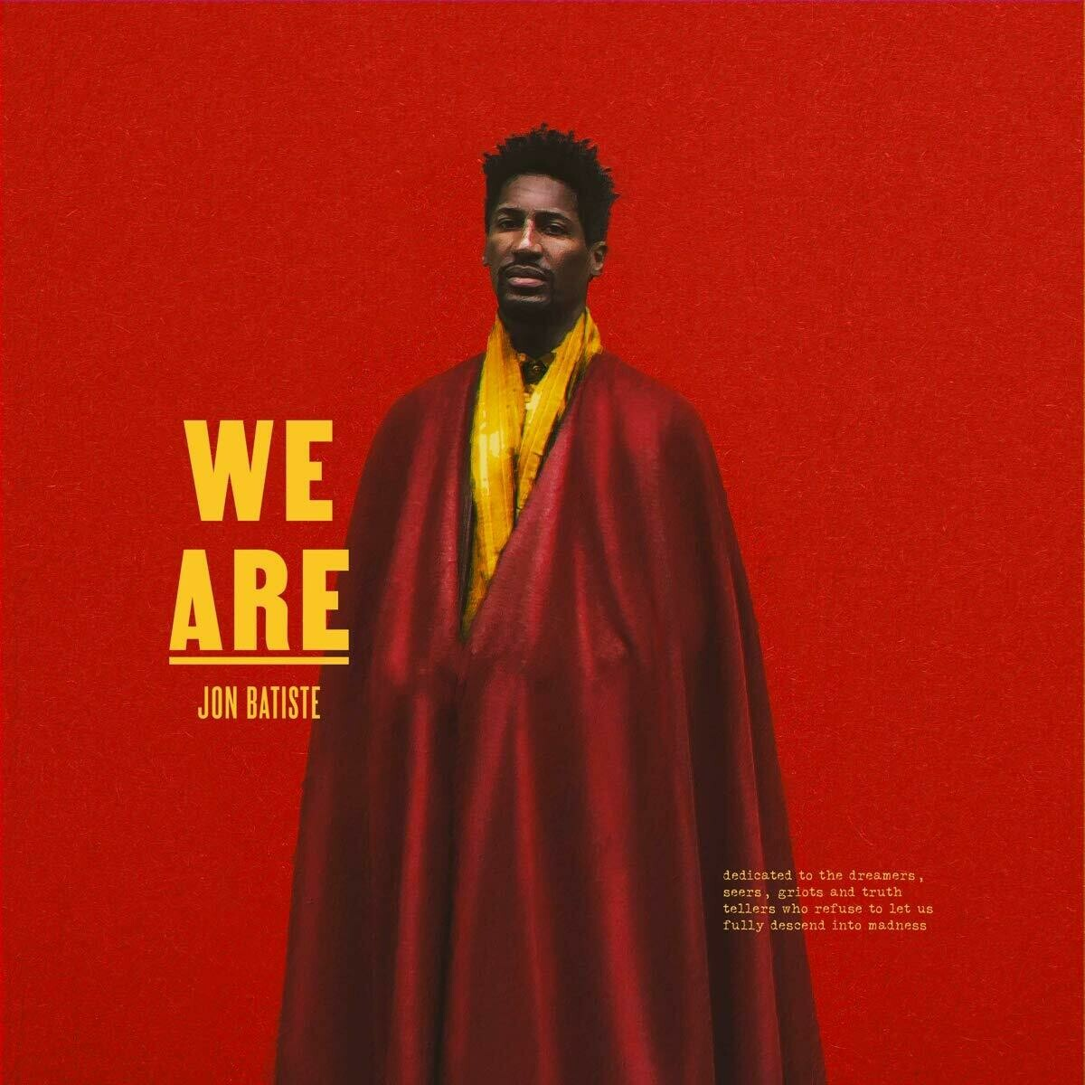 "Jon Batiste ""We Are"""