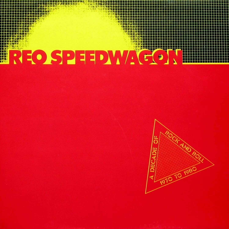 """R.E.O. Speedwagon """"A Decade Of Rock And Roll: 1970-1980"""" EX+ 1980"""