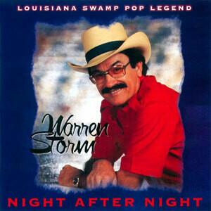"Warren Storm ""Night After Night"" *CD*"