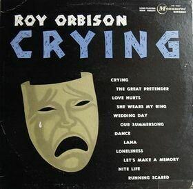"Roy Orbison ""Crying"" VG 1962 *MONO*"