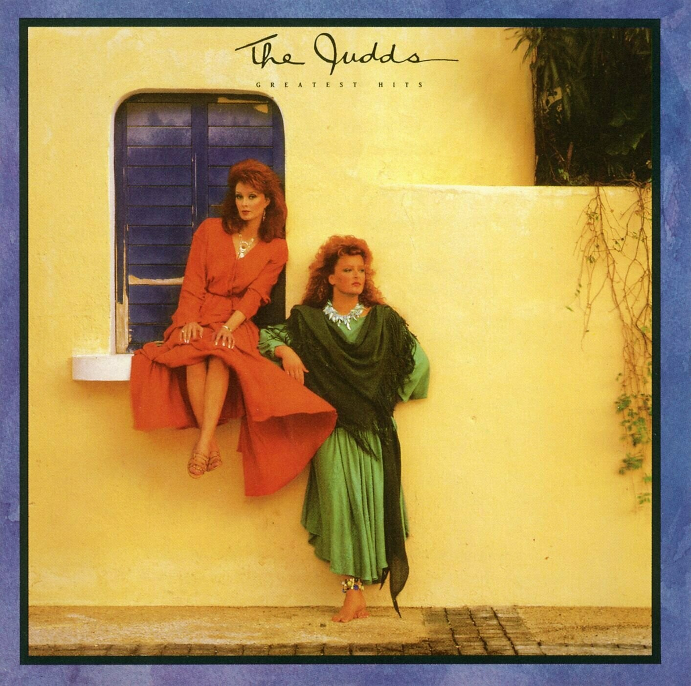 """The Judds """"Greatest Hits"""" NM 1988"""