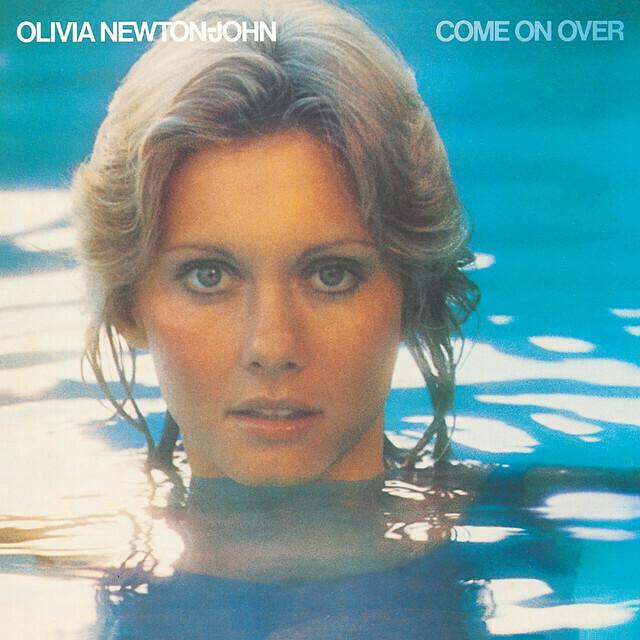 "Olivia Newton-John ""Come On Over"" NM- 1976"