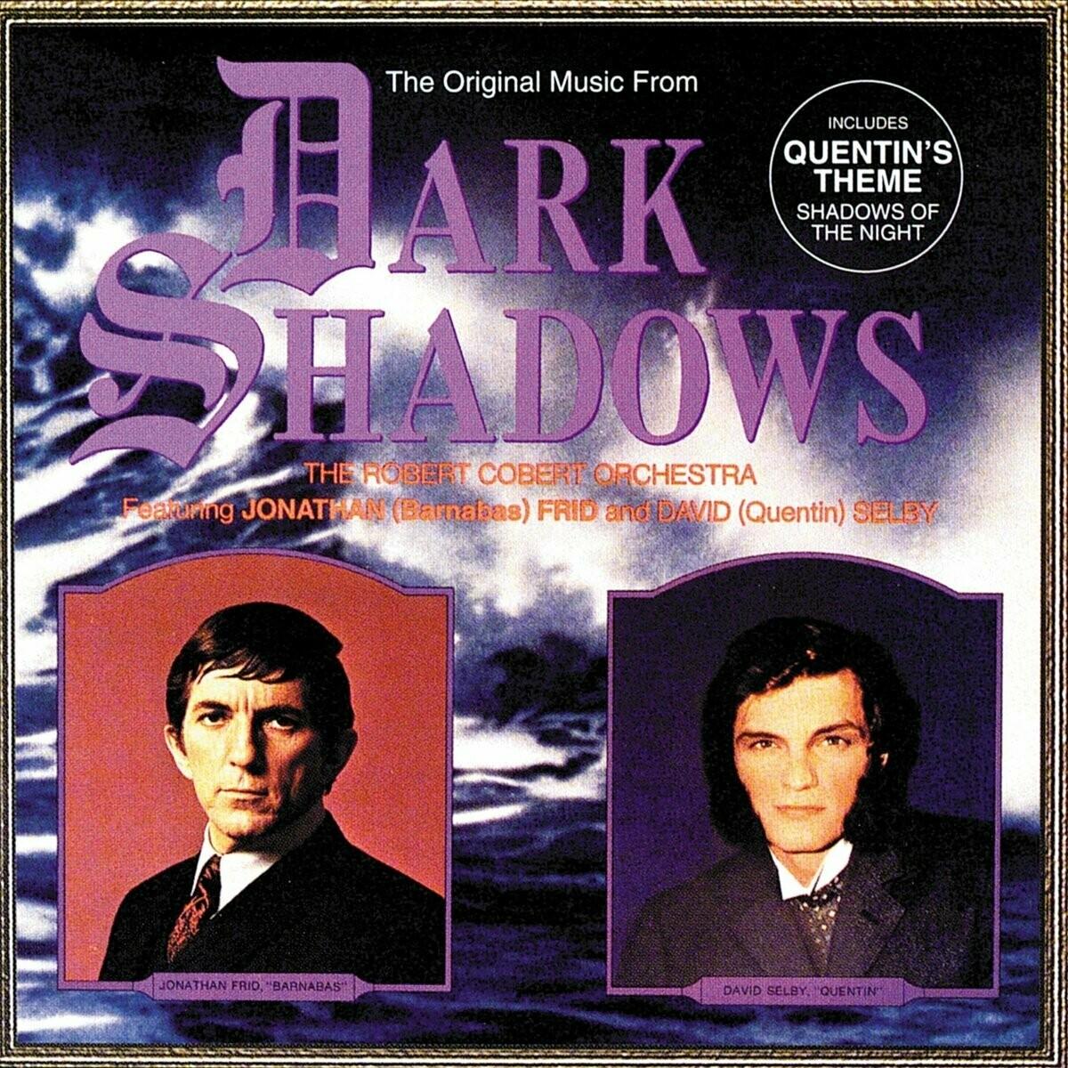 "Various ""Dark Shadows (OST)"" NM- 1969 *w/ poster!*"