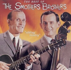 """Smothers Brothers """"Sibling Revelry: The Best Of..."""" NM- 1988"""