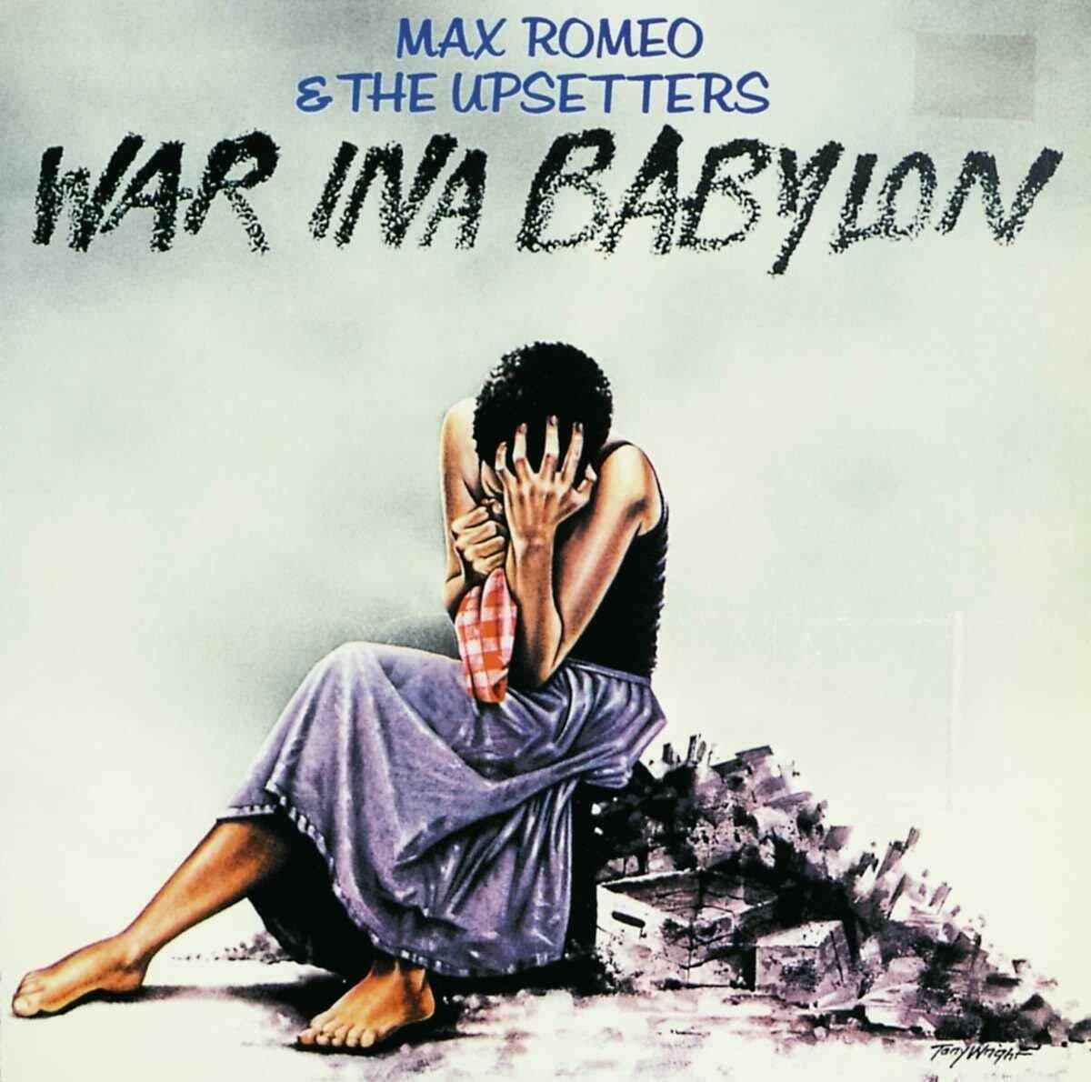 "Max Romero & The Upsetters ""War Ina Babylon"""