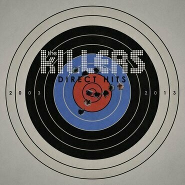 "The Killers ‎""Direct Hits"""