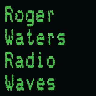 """Roger Waters """"Radio Waves"""" {12""""} VG+ 1987"""