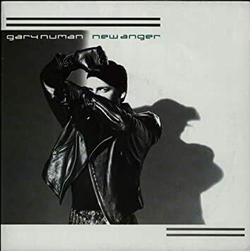 """Gary Numan """"New Anger"""" {12""""} VG+ 1988"""