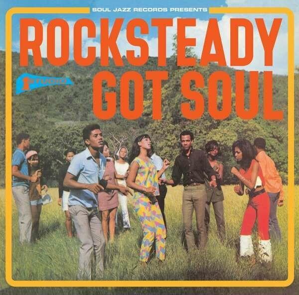 "Various ""Rocksteady Got Soul"""