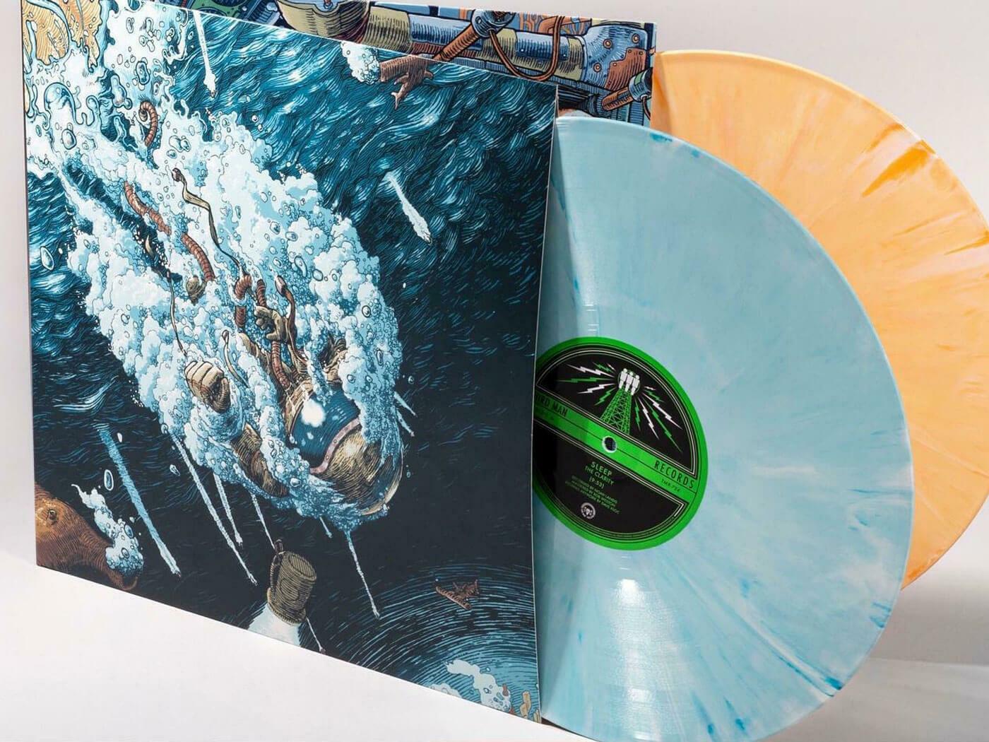 "Sleep ""Iommic Life (The Clarity / Leagues Beneath)"" *Ltd. Ed. Colored Vinyl*"