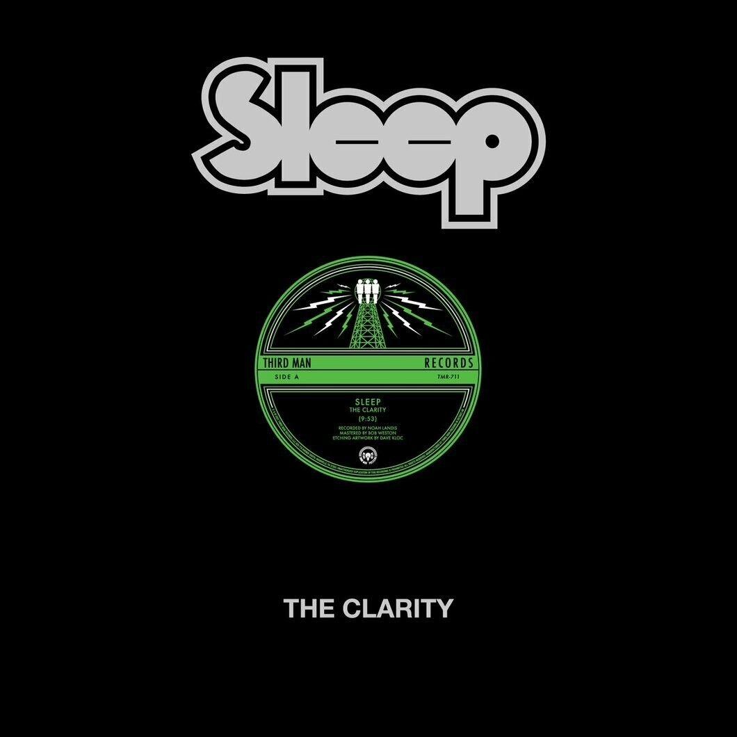 """Sleep """"The Clarity"""" {12""""} *Single Sided/Etched*"""