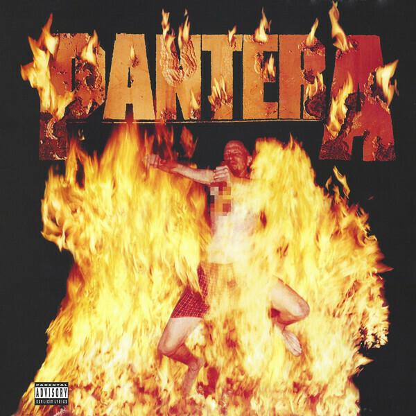 "Pantera ""Reinventing the Steel"" *Ltd. Ed. Colored Vinyl*"