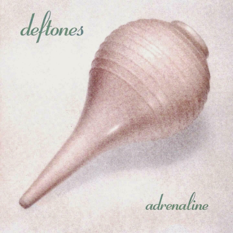 """Deftones """"Adrenaline"""" *180g*"""