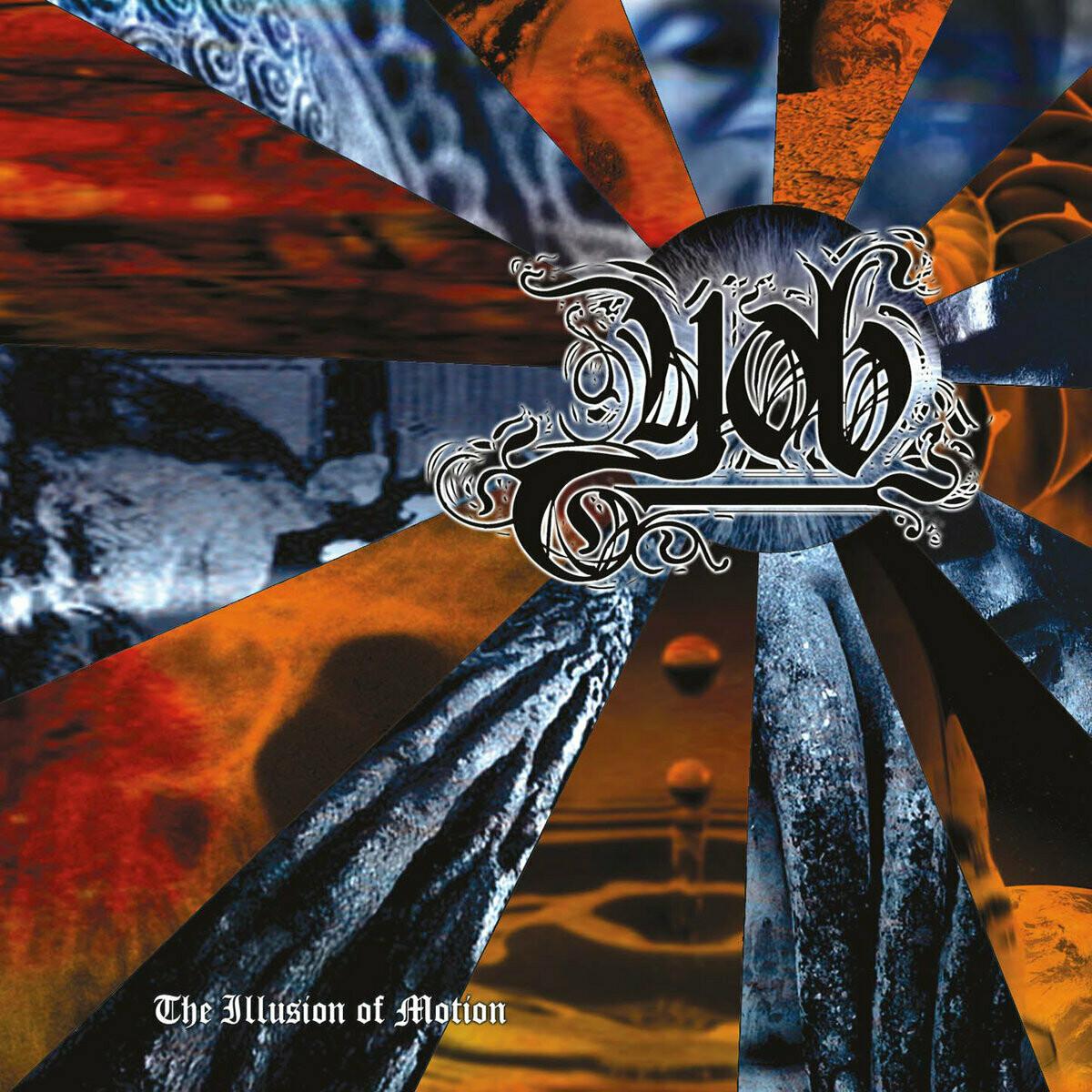 "Yob ""The Illusion Of Motion"" *Blue Orange Vinyl*"