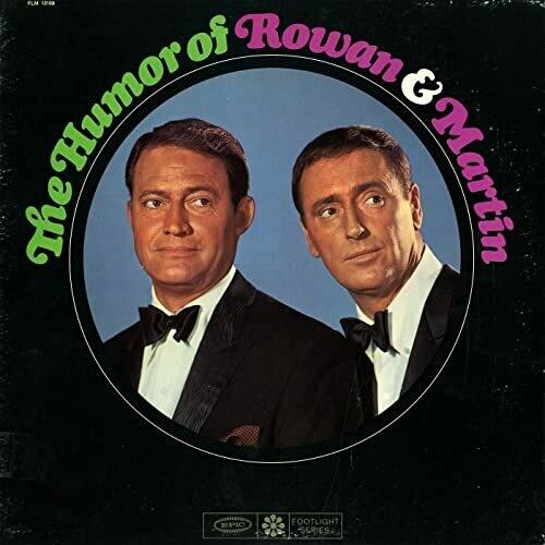 "Rowan & Martin ""The Humor Of Rowan & Martin"" NM- 1968"