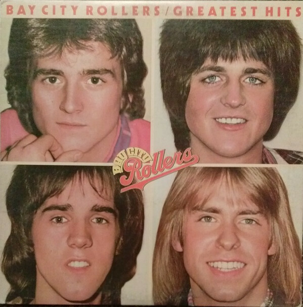 """Bay City Rollers """"Greatest Hits"""" EX+ 1977"""