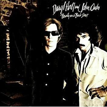 "Hall & Oates ""Beauty On A Back Street"" VG 1977"