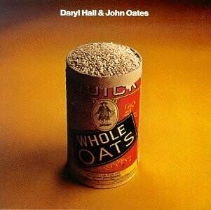 "Hall & Oates ""Whole Oats"" VG 1974"