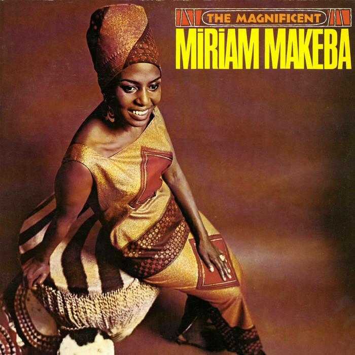 "Miriam Makeba ""The Magnificent Miriam Makeba"" VG 1966 *MONO*"