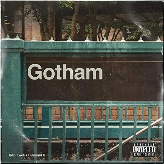 """Gotham (Talib Kweli + Diamond D) """"S/T"""""""