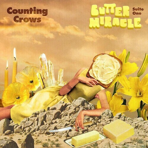 "Counting Crows ""Butter Miracle Suite One"" Ltd. Ed."