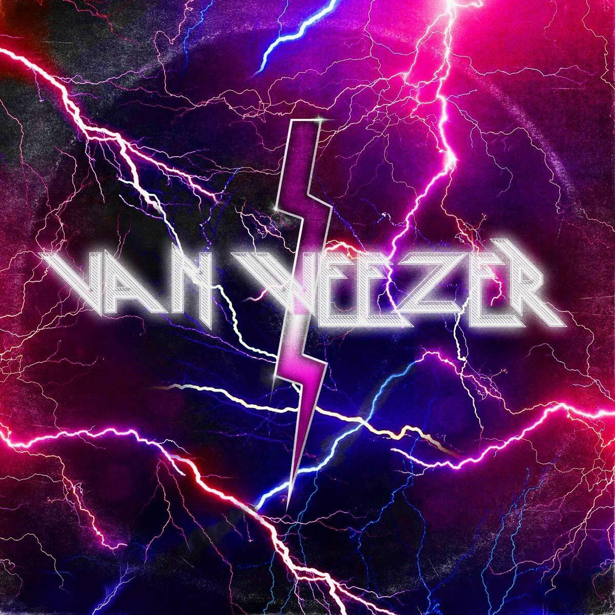 """Weezer """"Van Weezer"""" {indie exclusive / NeOn MaGeNtA Vinyl!}"""