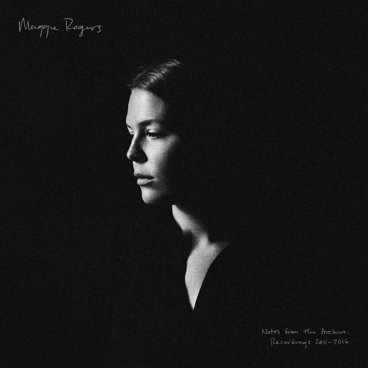 """Maggie Rogers """"Notes From The Archive: Recordings 2011-2016"""" *Marigold Vinyl*"""