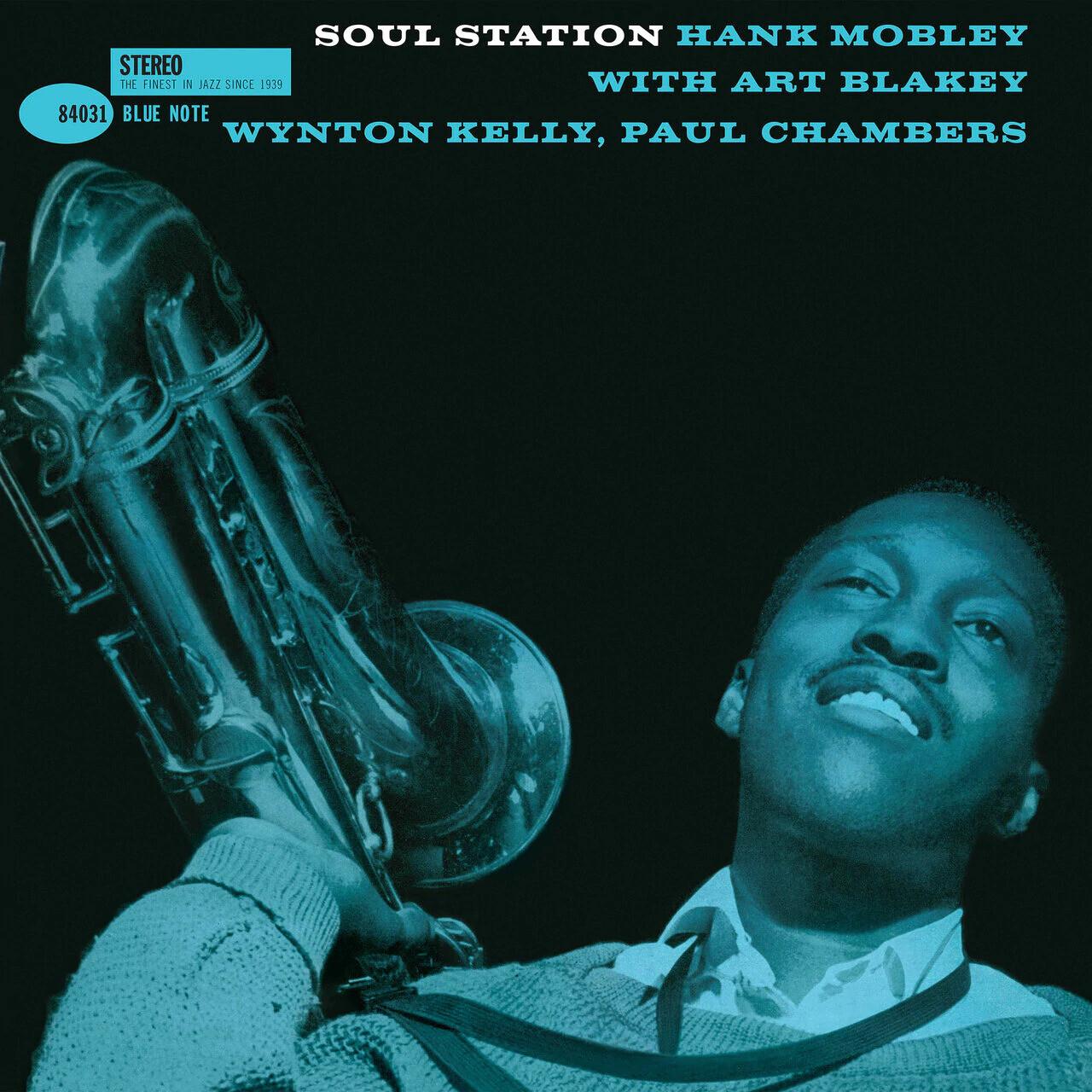 """Hank Mobley w/ Art Blakey """"Soul Station"""""""