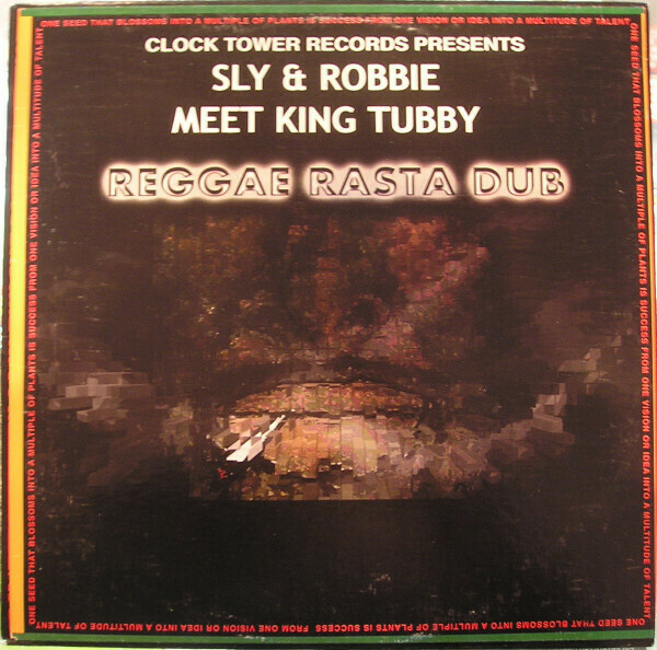 "Sly & Robbie ""Reggae Rasta Dub"""