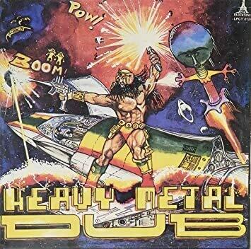 """Scientist """"Heavy Metal Dub"""""""