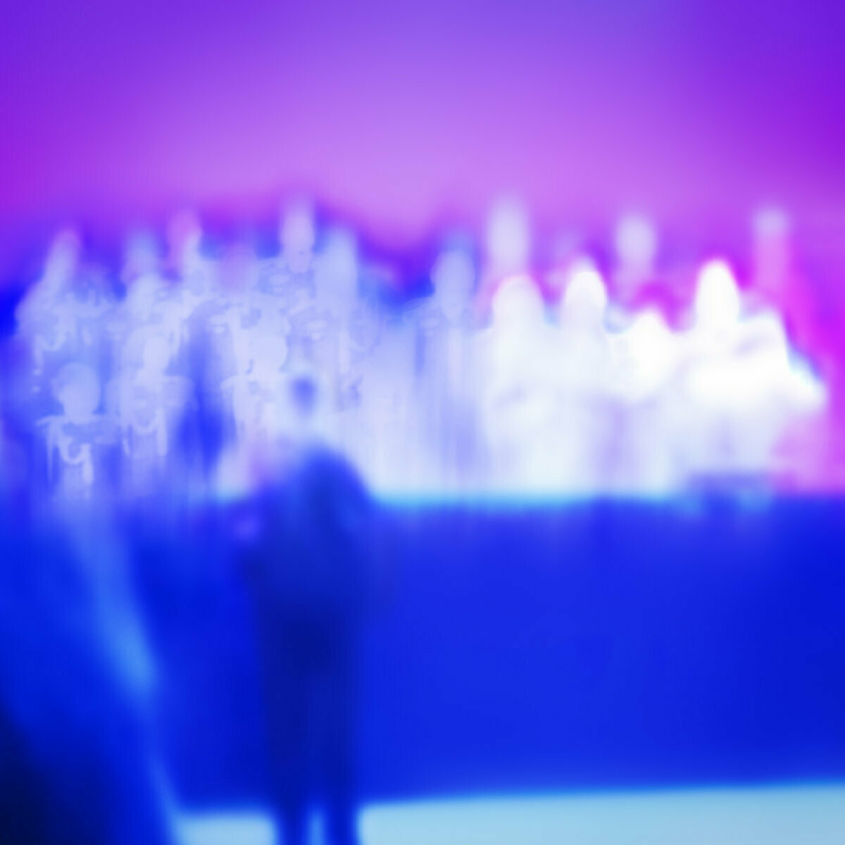 "{DSCGS} Tim Hecker ""Love Streams"" NM 2016 {2xLPs!} *Clear Vinyl!*"