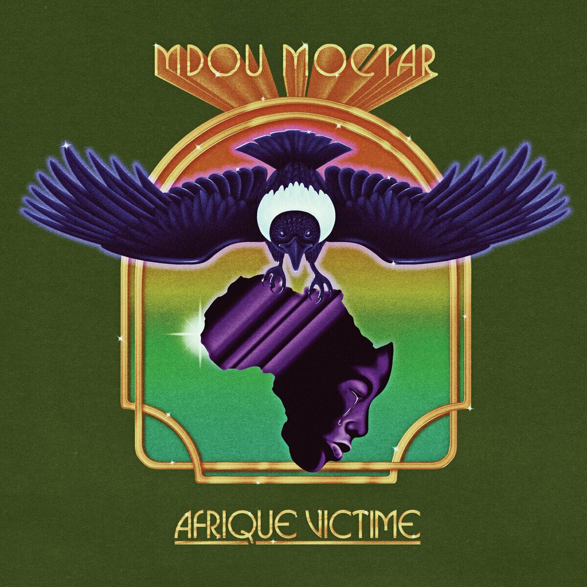 "Mdou Moctar ""Afrique Victime"""