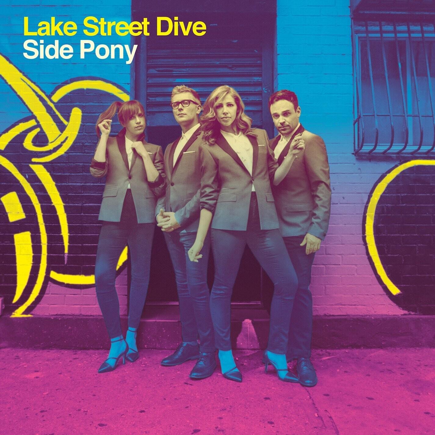 "Lake Street Dive ""Side Pony"""