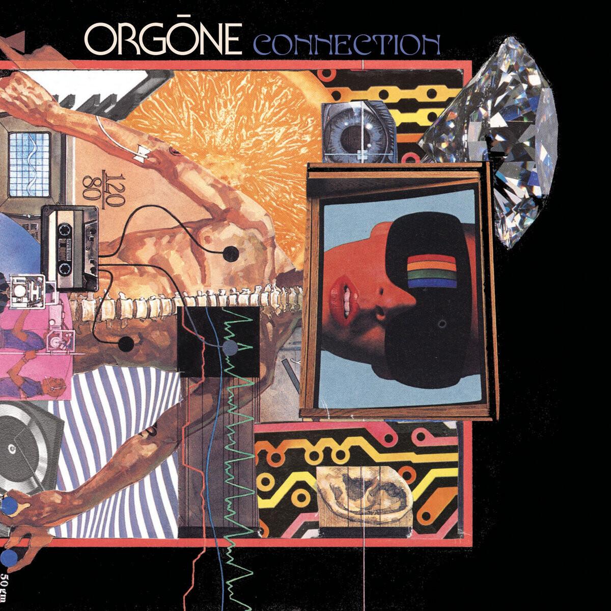 """Orgone """"Connection"""" *Ltd. Ed. Color Vinyl!*"""