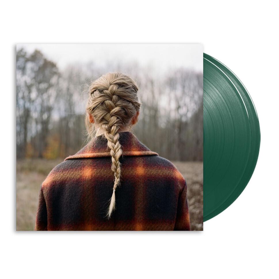 "Taylor Swift ""Evermore"" *Green Vinyl!*"