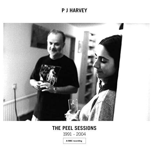 """PJ Harvey """"The Peel Sessions 1991-2004"""""""