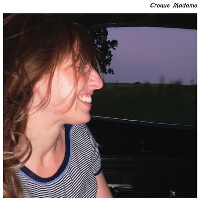 "Croque Madame ""Croque Madame"" *white vinyl!*"