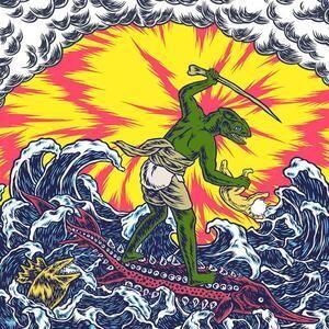 "King Gizzard & The Lizard Wizard ""Teenage Gizzard"" *BONUS 7"" of live songs!* (Ltd. ed. / 500)"